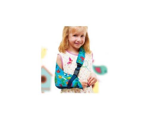 Tipoia Imobilizadora Estofada Velpeau Infantil - Chantal