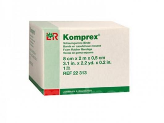 Komprex / bandagem de espuma