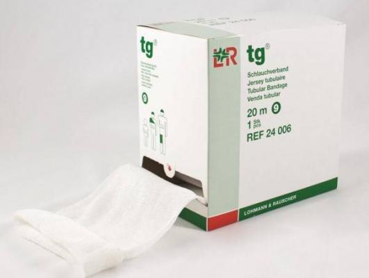 Tg / bandagem tubular