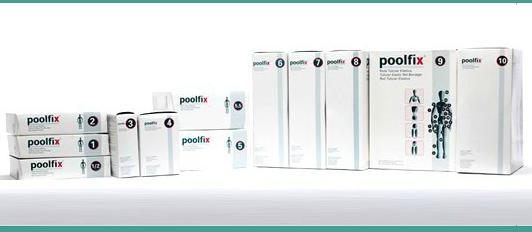 Poolfix / rede tubular elástica