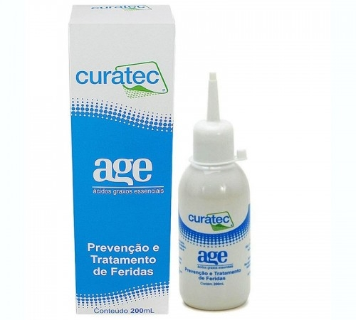 Curatec/ Age óleo de Girassol