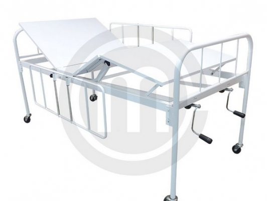 Cama Hospitalar Manual Marca - Modelo 1004