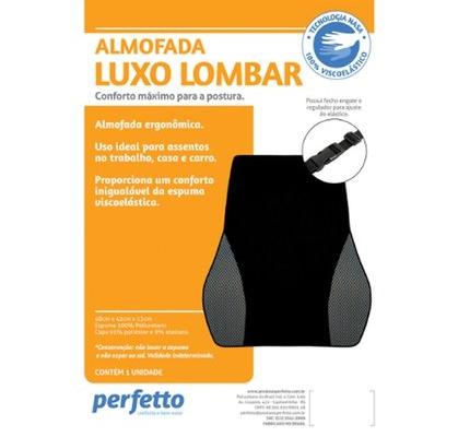 Almofada Luxo Lombar/ Perfetto