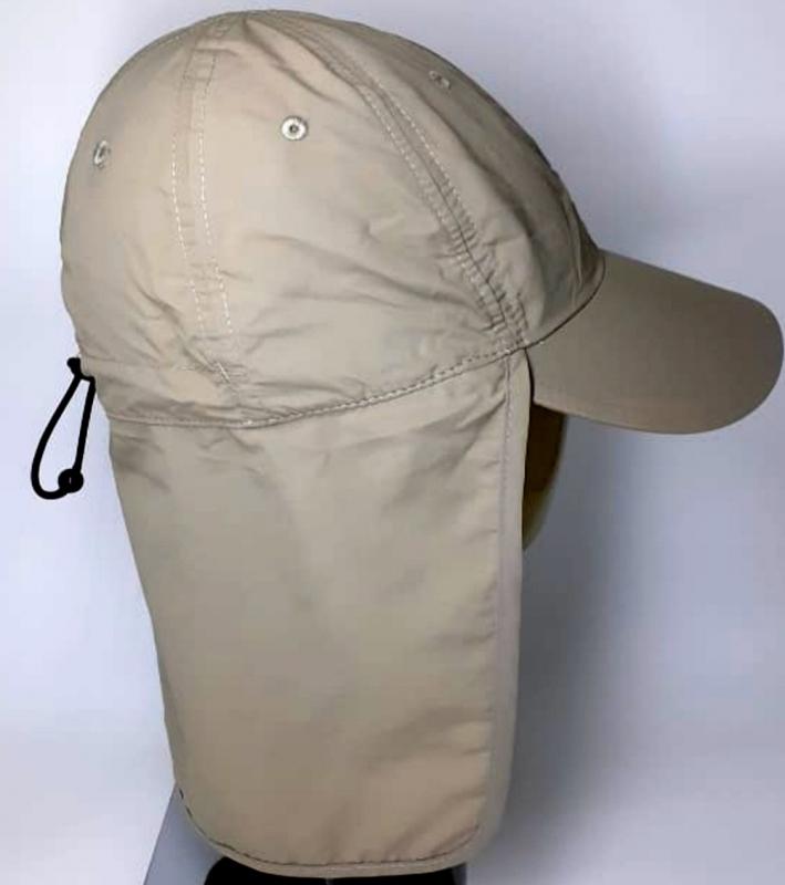 Boné Legionário UV com Proteção Solar África