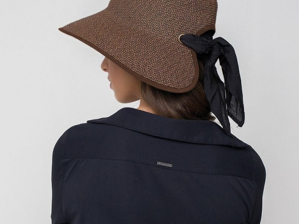 Chapéu UV com proteção solar Santorini UV.LINE