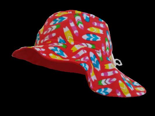 Chapéu UV com proteção solar Baby Acqua HARANASUN