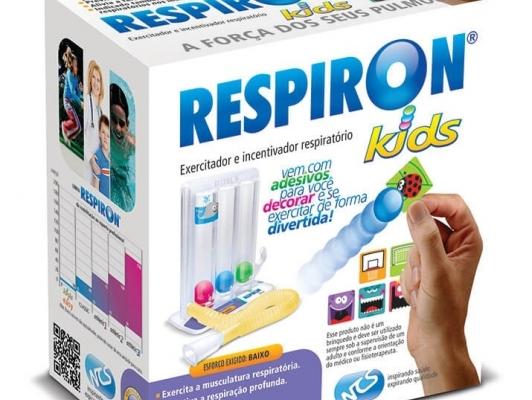 Respiron Kids / esforço baixo