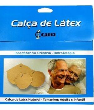 Calça de Látex Natural para hidroterapia e incontinência urinária adutlo Carci