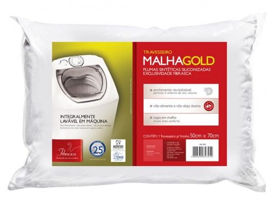 Travesseiro Malha Gold