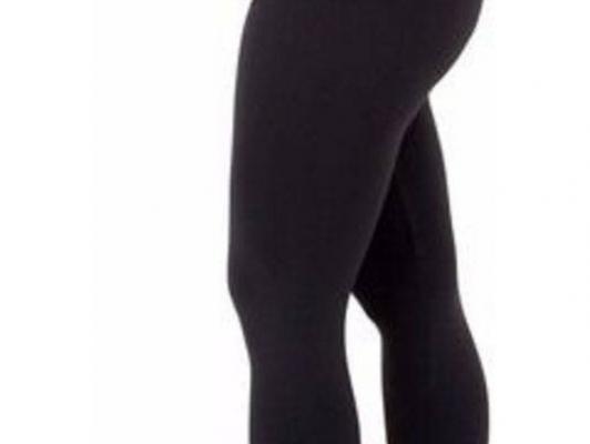 Calça Legging Gestante Sem Costura