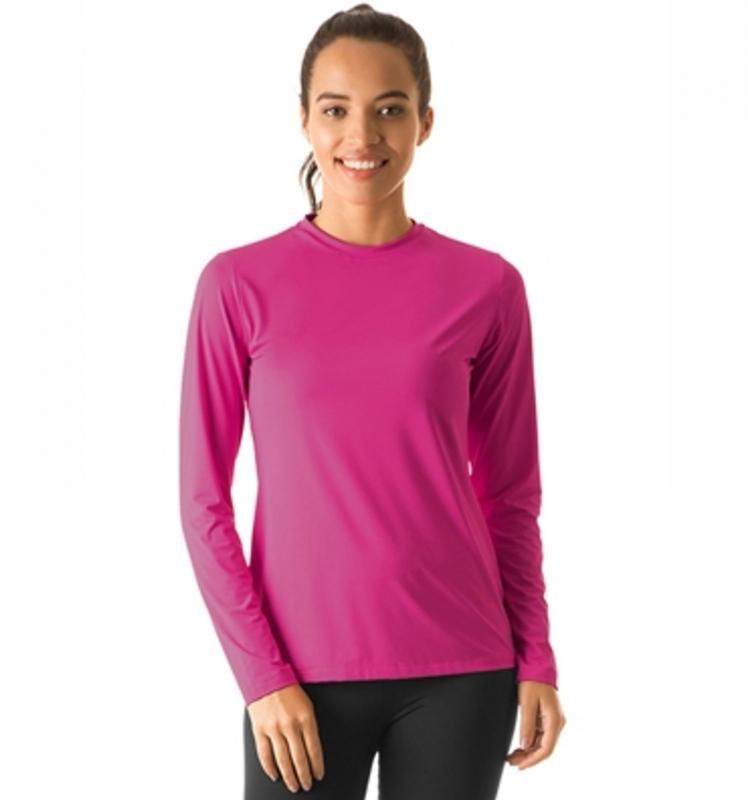 Camiseta UV com Proteção Solar Uvpro Feminina