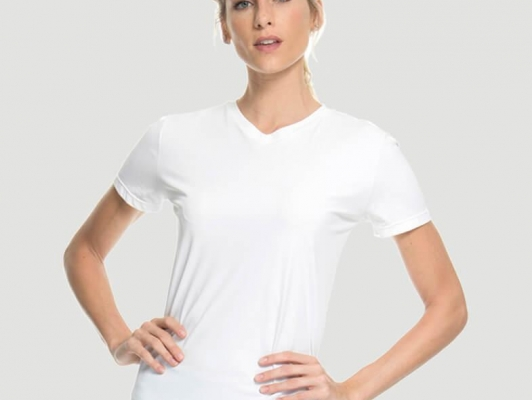 Camiseta UV com Proteção Solar Uvpro UV.LINE