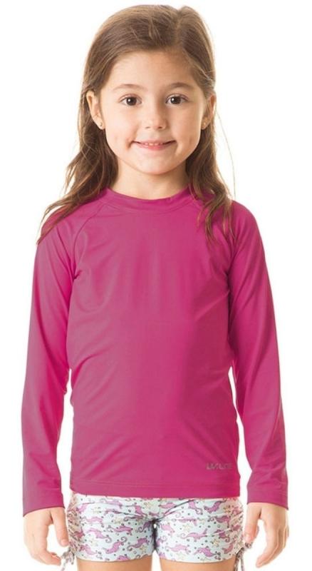 Camiseta com Proteção Solar Uvpro Infantil UV.LINE
