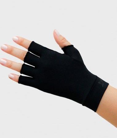 Luva Curta UV com Proteção Solar UV.LINE