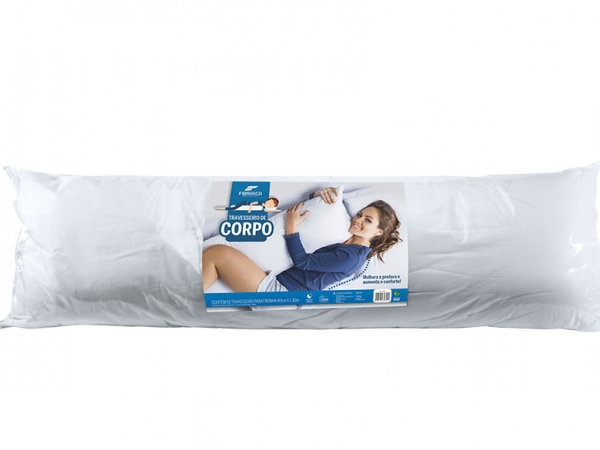 Travesseiro de Corpo - Fibrasca
