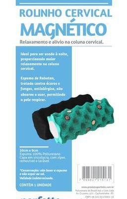 Rolinho Cervical Magnéitco